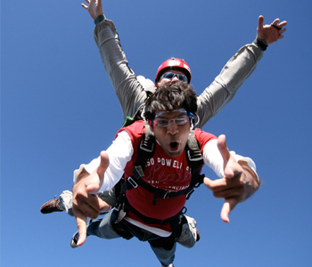 Napa Valley Skydiving Pictures