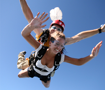 Napa Valley Tandem Skydiving