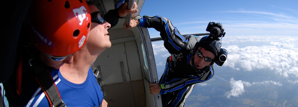 Napa Valley Skydiving Video Packages